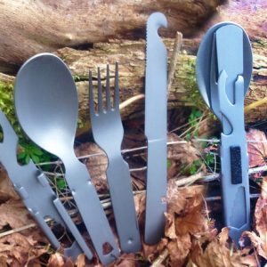 18-In-1 Compact Cutlery Multi-Tool