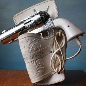 .357 Magnum Gun Hair Dryer