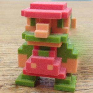 3D Printed Original Super Mario