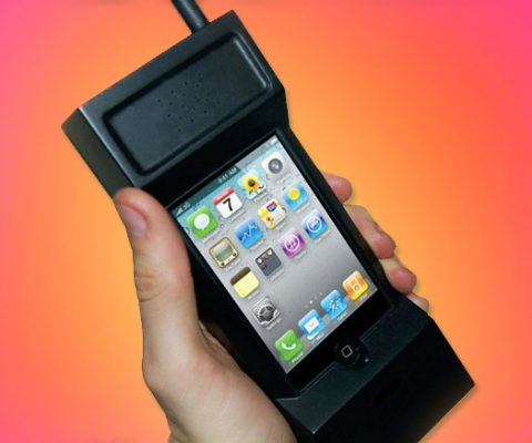 80s Style iPhone Case