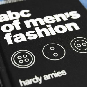 ABC's Of Men's Fashion Book