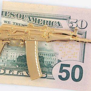 AK-47 Money Clip