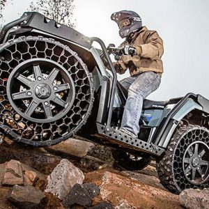 Airless Tires ATV