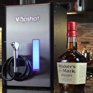 Alcohol Vaporizer Shot Machine