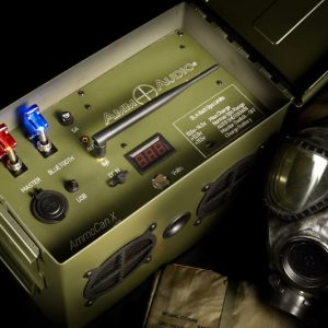 Ammo Can Speaker