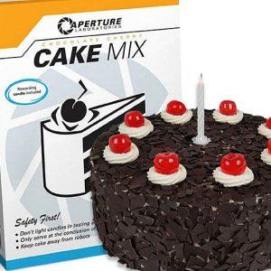 Aperture Laboratories Cake Mix