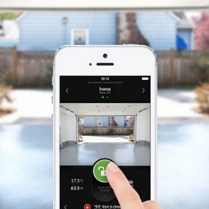 App Controlled Garage Door Opener