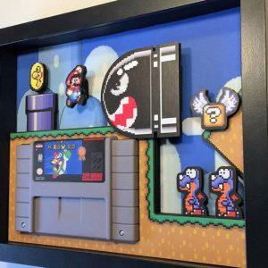 Arcade Game Shadow Boxes