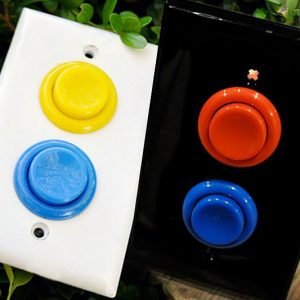 Arcade Light Switch