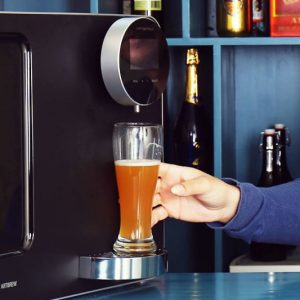 Automated Craft Beer Home Brewery