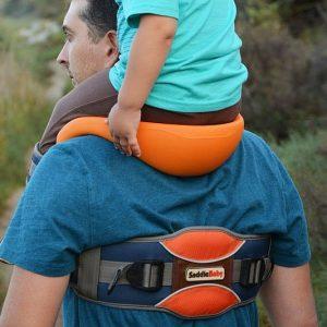 Baby Saddle Shoulder Strap System