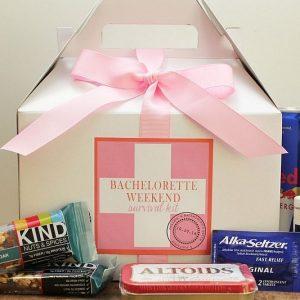 Bachelorette Weekend Survival Kit