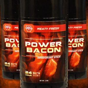 Bacon Powder Deodorant