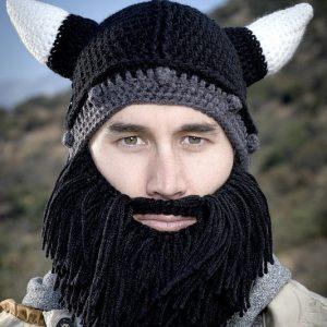 Barbarian Beard Beanies