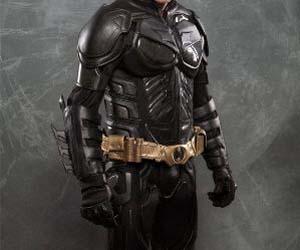 Batman Motorcycle Suit
