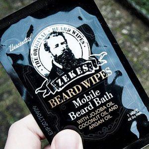 Beard Wipes