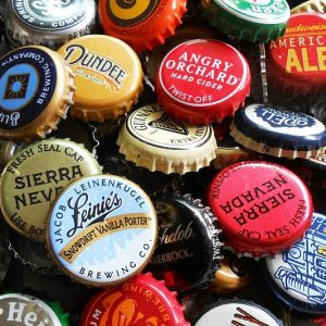 Beer Bottle Cap Variety Pack