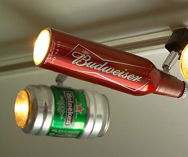 beer can track lights the interwebs store