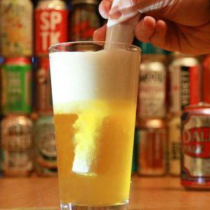 Beer Foam Enhancer