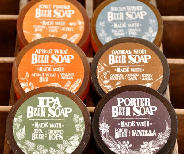 Beer Soap Six Pack