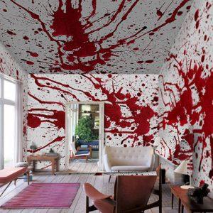 Blood Bath Wallpaper