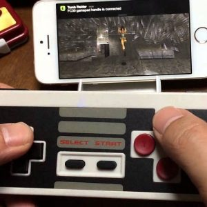 Bluetooth NES Controller