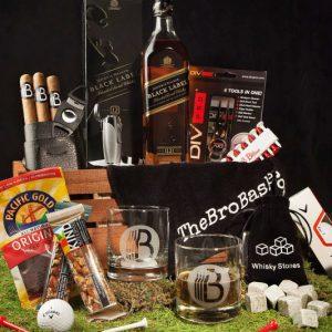 Booze Gift Baskets