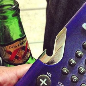 Bottle Opener Remote Control