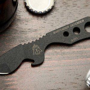 Bottle Opener Self Defense Knife