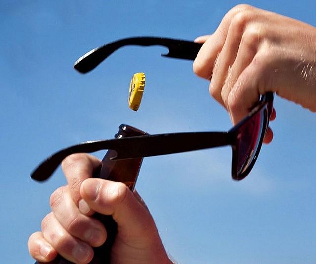 Bottle Opener Sunglasses Interwebs