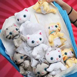 Bouquet Of Kittens