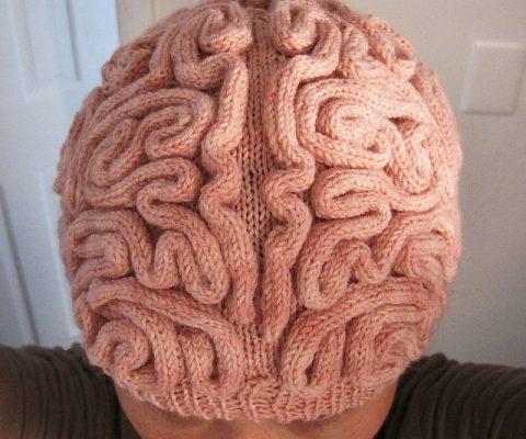 Brain Beanie