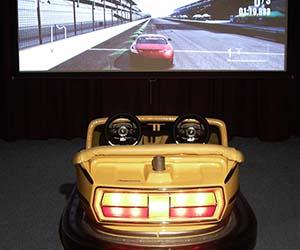 Bumper Car Steering Wheel