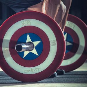 Captain America Weights