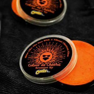 Cheetos Bronzer Makeup