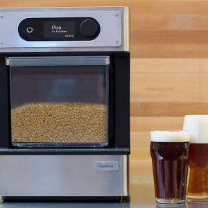 Compact Craft Beer Brewing Machine