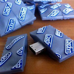 Condom USB Drive