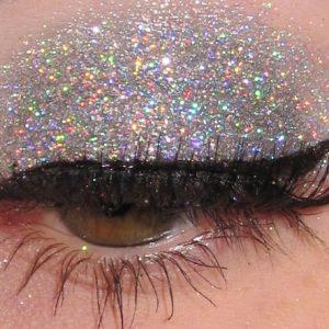 Cosmetic Glitter Eye Shadow
