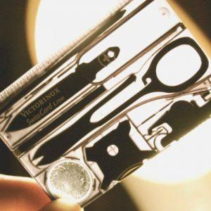 Credit Card Sized Multi-Tool