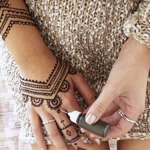 DIY Henna Tattoo Kit