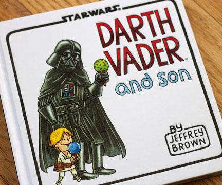 Darth Vader And Son Book