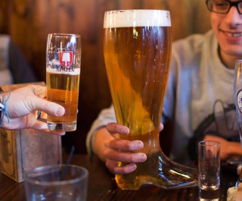 Das Boot Beer Mug
