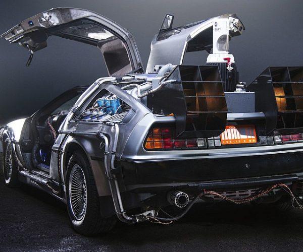 DeLorean Time Machine Conversion