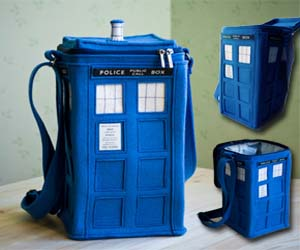 Doctor Who Tardis Bag
