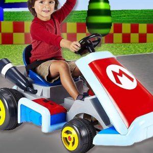Driveable Super Mario Kart