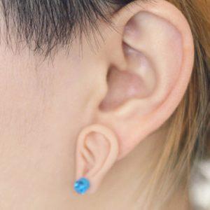 Ear Shaped Earrings