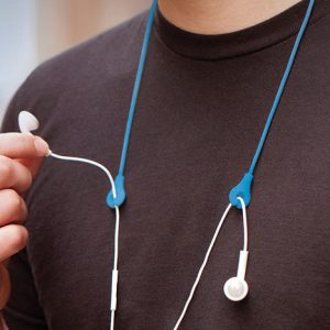 Earbuds Tethering Necklace