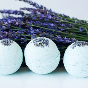 Eucalyptus Bath Bombs