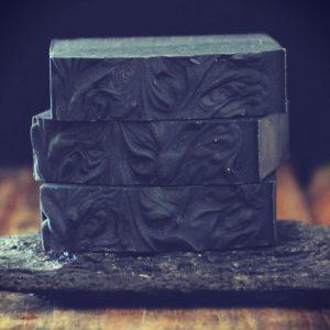 Eucalyptus Lavender Charcoal Soap