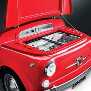 Fiat 500 Refrigerator